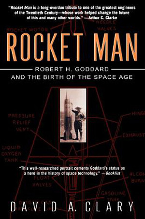 Book Review Rocket Man Robert H Goddard And The Birth Of