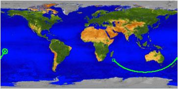 UARS map