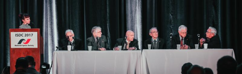 General Stafford Panel Discussion at ISDC 2017