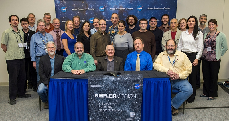 Kepler Mission Team