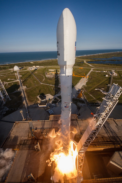 Falcon-SES launch