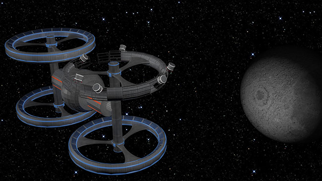 Arcturus Space Settlement
