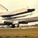Space Shuttle Enterprise at Lambert Field