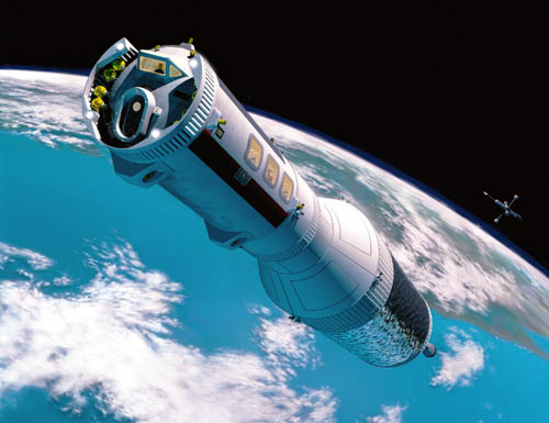 1994 lunar base studies LANTR