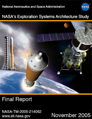NASA's Exploration Systems Architecture cover art
