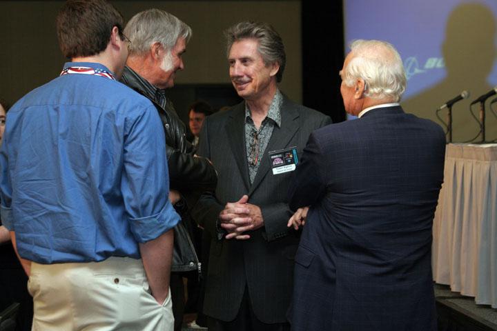 2006 ISDC Burt Rutan Robert Bigelow Buzz Aldrin