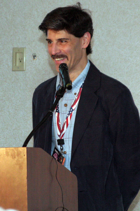 David Brody of Imaginova Multimedia at 2006 International Space Development Conference