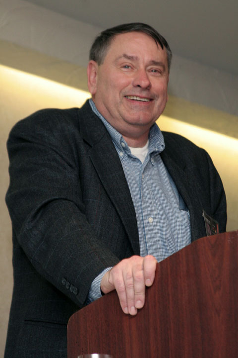 NASA Ames Director Pete Worden at 2006 International Space Development Conference