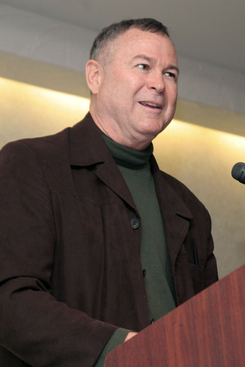 Representative Dana Rohrabacher 1 at 2006 International Space Development Conference