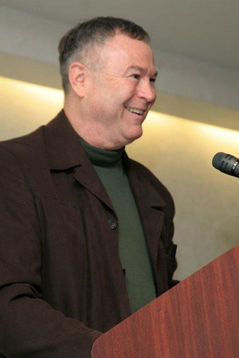 Representative Dana Rohrabacher 2 at 2006 International Space Development Conference