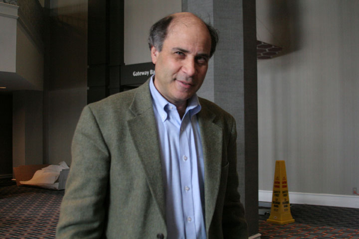 Robert Zubrin, founder of the Mars Society at 2006 International Space Development Conference