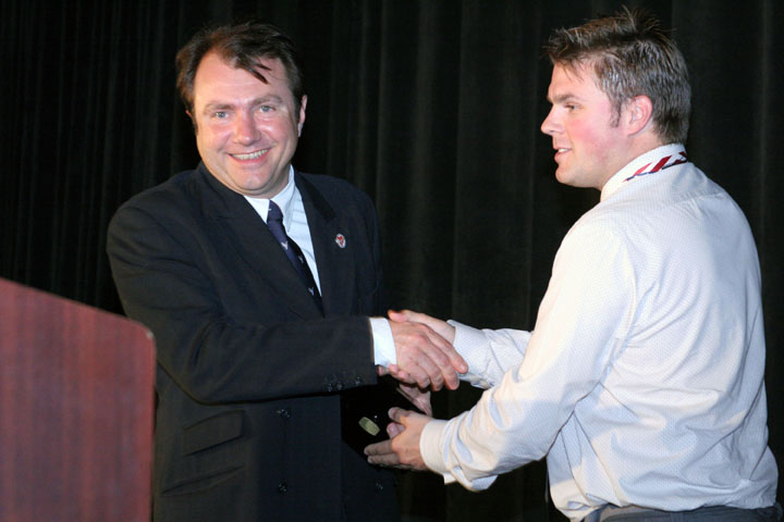 2006 ISDC Rod Roddenberry and Will Whitehorn