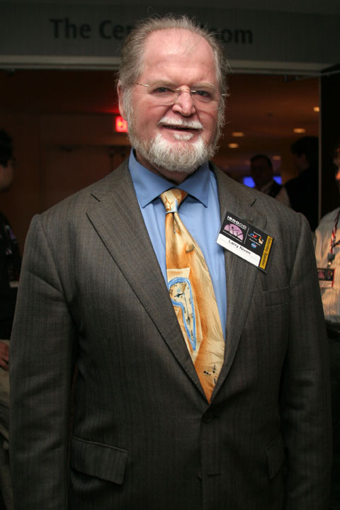 Science Fiction Author Larry Niven at 2006 International Space Development Conference