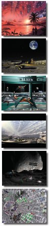 Space Settlement Art Contest thumbnails