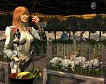 2008 space art contest Eden Crater