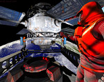 2008 space art contest Engineering the Future