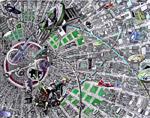 2008 space art contest Inside Orbital City