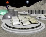 2008 space art contest Prometheus One