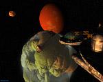 2008 space art contest Resuplication
