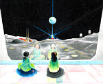 2008 space art contest Skylight of the Universe
