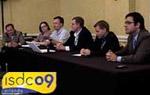 2009 ISDC Space Media 2.0 panel