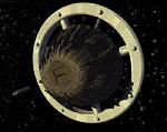 2009 Space Settlement Art Contest Asteroid Mining Alex Aurichio