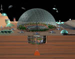 2009 Space Settlement Art Contest BiodiversCity Daniel Rollitt