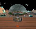2009 Space Settlement Art Contest BiodiversCity Daniel Rollitt