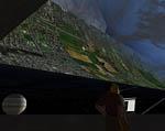 2009 Space Settlement Art Contest Lover's Lookout Phil Batchelor