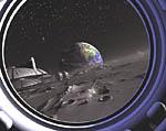 2009 Space Settlement Art Contest Luna Joe Vinton