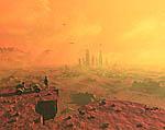 2009 Space Settlement Art Contest Mars 3009 Joe Vinton