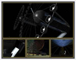 2009 Space Settlement Art Contest Pioneers of The High Frontier Phil Batchelor