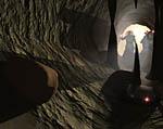 2009 Space Settlement Art Contest The Lava Tube Raymond Cassel
