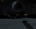 2009 Space Settlement Art Contest Tycho Settlement Roger Klump