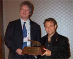 2010 NSS Award to Peter Diamandis