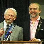 2011 International Space Development Conference Presentation Owen and Richard Garriott