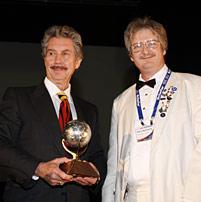 2011 NSS Awards Bigelow Aerospace