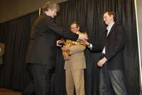 2011 NSS Awards George Whiteside