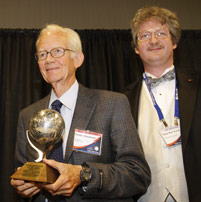 2011 NSS Awards Gordon Woodcock