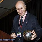 2012 NSS Awards Ben Bova