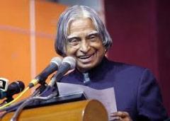 2013 ISDC Presentation A.P.J. Abdul Kalam