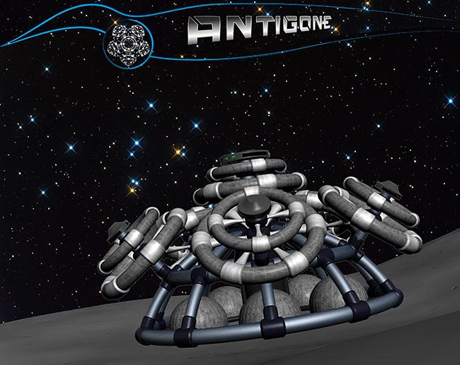 2013 student art contest Antigone