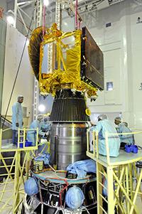 2015 NSS Awards ISRO Mars Orbiter