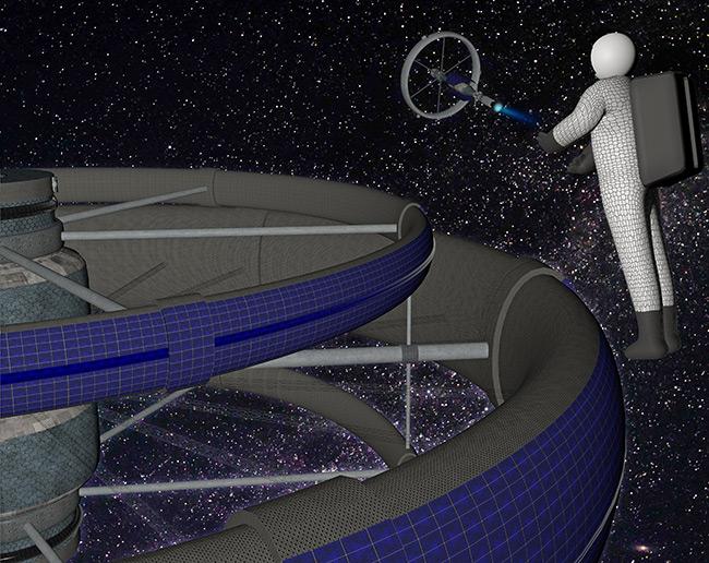 2015 Student Space Art Contest Euxinus