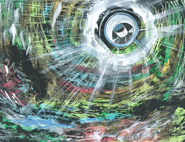 2015 Student Space Art Contest Frontiers of the Universe