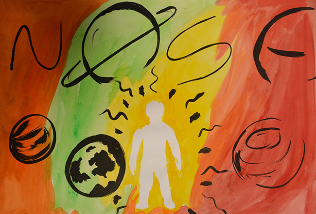 2015 Student Space Art Contest Human Power