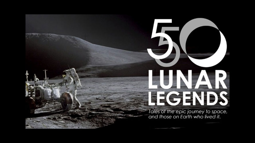 "50/50 Lunar Legends – new ""hidden figures of space"" documentary"