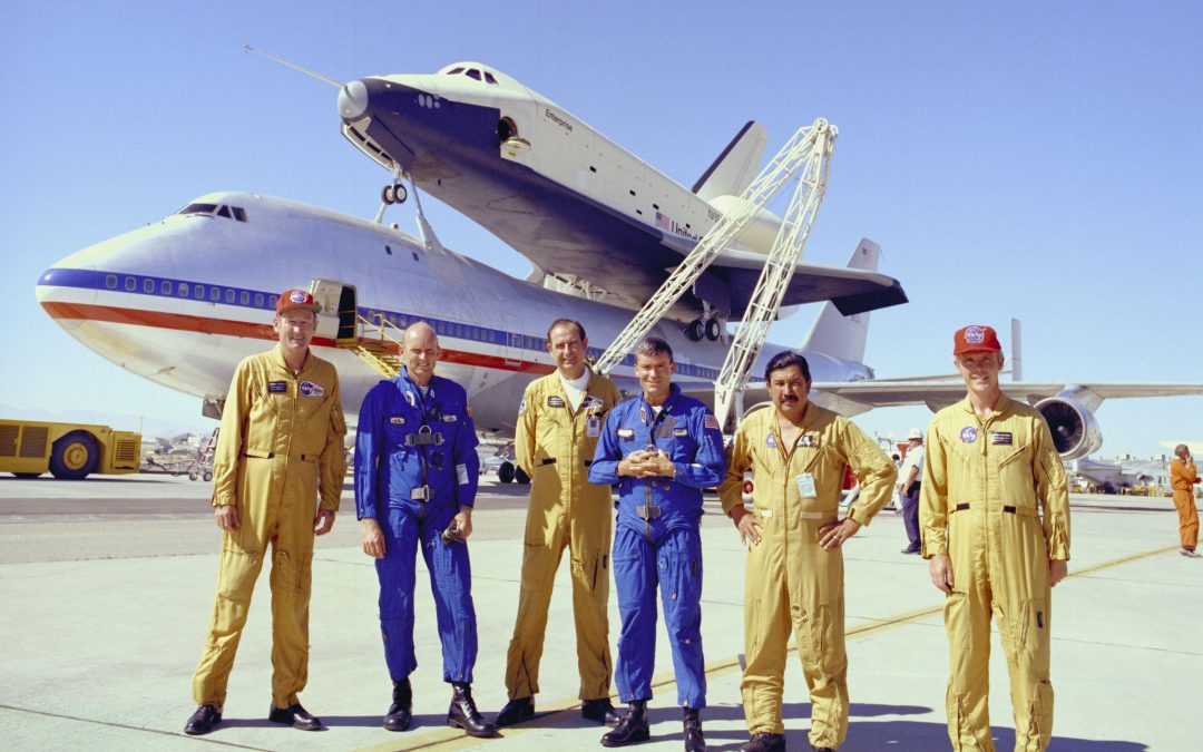 Approaches And Landings: Fred Haise During The 1970s, After Apollo 13