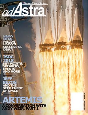 Ad Astra Magazine