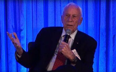 Video of Astronaut Al Worden at 2019 ISDC